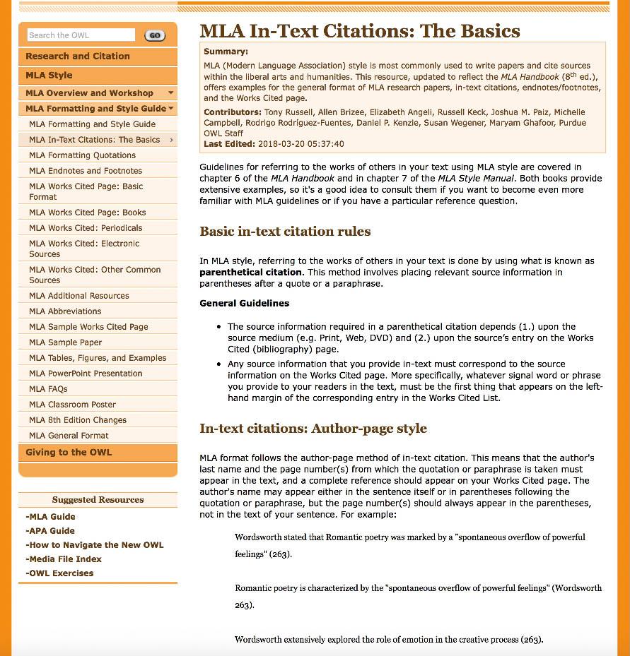 Das Autor-Seite-System