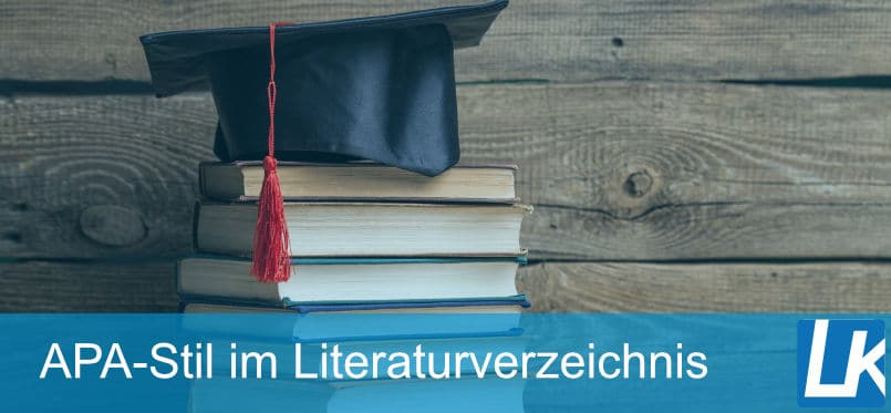Literaturverzeichnis nach APA Style